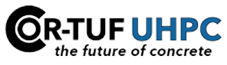 Cor-Tuf UHPC logo
