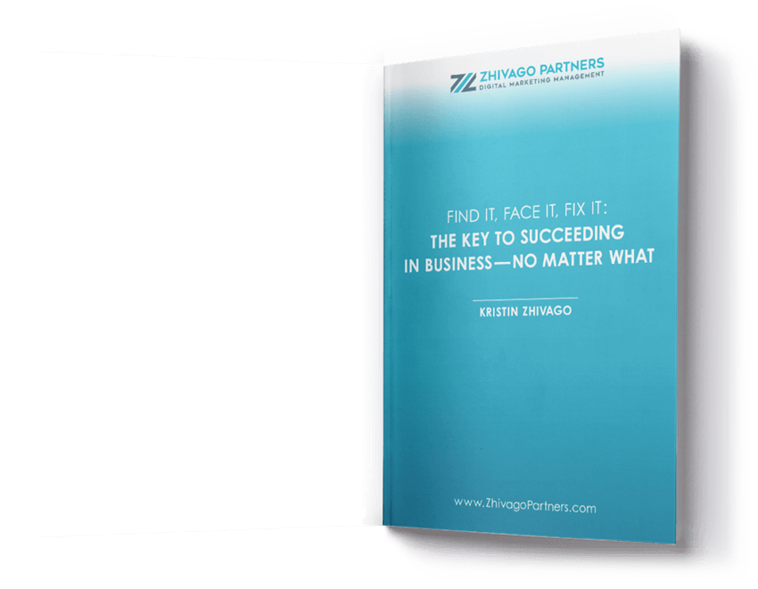 find it face it fix it key to succeeding in business