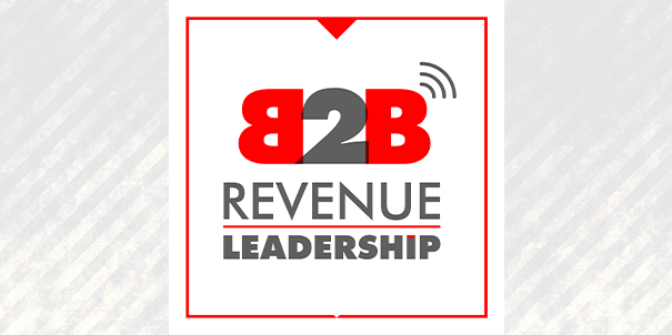 B2B Revenue Leadership Podcast logo