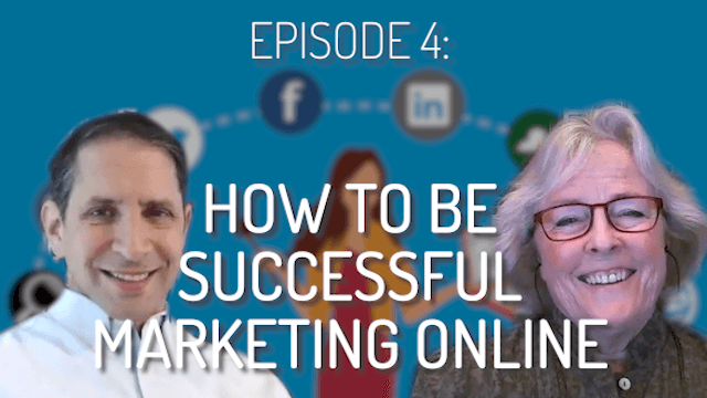 Frank Zinghini and Kristin Zhivago, Episode 4: How to be successful marketing online