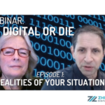 Zhivago Partners Go Digital or Die Episode One Kristin Zhivago and Frank Zinghini