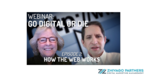 How the Web Works Kristin Zhivago and Frank Zinghini