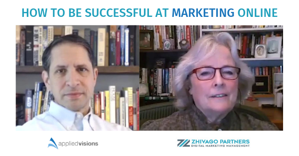 How to be successful at marketing kristin zhivago and frank zinghini